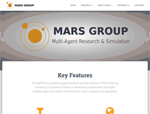 Tablet Preview of mars-group.org